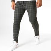 /achat-pantalons-carreaux/mtx-pantalon-a-carreaux-tm0216-gris-anthracite-jaune-193442.html