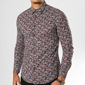 /achat-chemises-manches-longues/mtx-chemise-manches-longues-7335-bleu-marine-blanc-rouge-vert-193444.html
