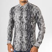 /achat-chemises-manches-longues/mtx-chemise-manches-longues-serpent-7228-gris-anthracite-gris-clair-blanc-193445.html