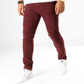 /achat-pantalons-carreaux/mtx-pantalon-slim-velours-yh1005-bordeaux-193483.html