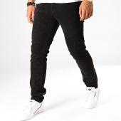 /achat-pantalons-carreaux/mtx-pantalon-slim-velours-yh1005-noir-193550.html