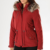/achat-parkas/only-parka-fourrure-new-starlight-femme-bordeaux-193466.html