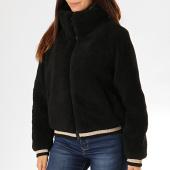 /achat-vestes/only-veste-zippee-fourrure-femme-emily-noir-193482.html