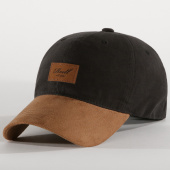 /achat-snapbacks/reell-jeans-casquette-snapback-suede-tone-noir-193487.html