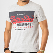 /achat-t-shirts/superdry-tee-shirt-vintage-logo-m1000059a-gris-chine-gris-fonce-rouge-193423.html