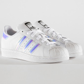 /achat-baskets-basses/adidas-baskets-femme-superstar-ag6278-footwear-white-metallic-silver-193739.html