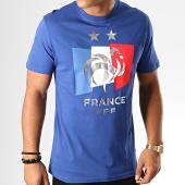/achat-t-shirts/fff-tee-shirt-drapeau-f19003c-bleu-roi-argente-193738.html