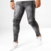 /achat-jeans/mtx-jean-slim-a-bandes-ke6598-gris-argente-193650.html