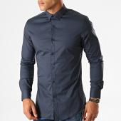 /achat-chemises-manches-longues/mtx-chemise-manches-longues-floral-nh158-bleu-marine-193688.html