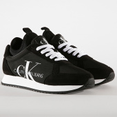 /achat-baskets-basses/calvin-klein-baskets-jemmy-low-top-lace-up-suede-b4s0136-black-193902.html