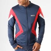/achat-vestes/ellesse-veste-zippee-winsted-bleu-marine-rouge-193785.html
