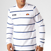 /achat-polos-manches-longues/ellesse-polo-manches-longues-maffio-blanc-193795.html