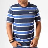 /achat-t-shirts/ellesse-tee-shirt-pluto-bleu-marine-bleu-clair-193800.html