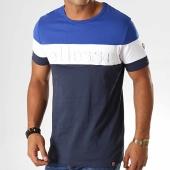 /achat-t-shirts/ellesse-tee-shirt-tricolore-timavo-shc07385-bleu-marine-blanc-bleu-roi-193825.html