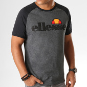 /achat-t-shirts/ellesse-tee-shirt-piave-shc07393-gris-anthracite-chine-noir-193839.html