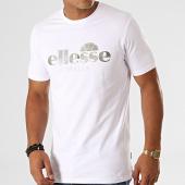 /achat-t-shirts/ellesse-tee-shirt-lucchese-sqc07028-blanc-argente-193880.html