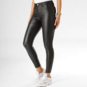 /achat-pantalons-carreaux/girls-only-pantalon-slim-femme-dp13-noir-193836.html