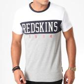 /achat-t-shirts/redskins-tee-shirt-doves-calder-gris-chine-blanc-193907.html