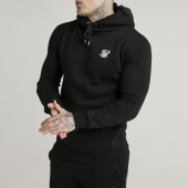 /achat-sweats-capuche/siksilk-sweat-capuche-muscle-fit-16074-noir-193897.html