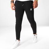 /achat-pantalons-joggings/siksilk-pantalon-jogging-muscle-fit-16078-noir-193898.html