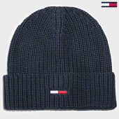 /achat-bonnets/tommy-hilfiger-jeans-bonnet-basic-flag-5191-bleu-marine-193881.html