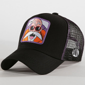 /achat-trucker/dragon-ball-z-casquette-trucker-kame-noir-violet-193964.html