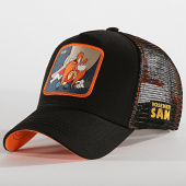 /achat-trucker/looney-tunes-casquette-trucker-sam-noir-orange-193968.html