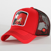 /achat-trucker/sonic-the-hedgehog-casquette-trucker-knuckles-rouge-noir-193970.html