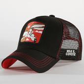 /achat-trucker/looney-tunes-casquette-coyote-noir-rouge-193974.html