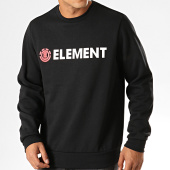 /achat-sweats-col-rond-crewneck/element-sweat-crewneck-blazin-crew-noir-194023.html