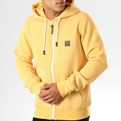 /achat-sweats-zippes-capuche/element-sweat-zippe-capuche-heavy-jaune-194030.html