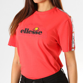 /achat-t-shirts/ellesse-tee-shirt-femme-a-bandes-antalya-sgc07471-rouge-194014.html
