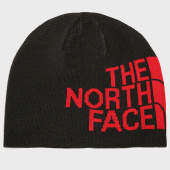 /achat-bonnets/the-north-face-bonnet-reversible-tnf-banner-noir-rouge-193957.html