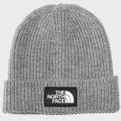 /achat-bonnets/the-north-face-bonnet-tnf-logo-box-cuf-gris-chine-193960.html