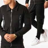 /achat-ensembles-survetement/ikao-ensemble-jogging-f661-noir-194071.html