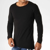 /achat-t-shirts-manches-longues/ikao-tee-shirt-oversize-a-manches-longues-f619-noir-194106.html