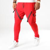 /achat-pantalons-joggings/ikao-pantalon-jogging-f664-rouge-194190.html