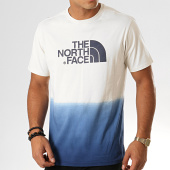 /achat-t-shirts/the-north-face-tee-shirt-degrade-dip-dye-3xzc-beige-bleu-194110.html
