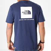 /achat-t-shirts/the-north-face-tee-shirt-red-box-2tx2-bleu-marine-blanc-194182.html