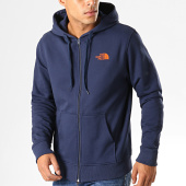 /achat-sweats-zippes-capuche/the-north-face-sweat-zippe-capuche-open-gate-cg46-bleu-marine-fonce-orange-194239.html