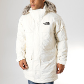 /achat-parkas/the-north-face-parka-fourrure-mc-murdo-vintage-a8xz-blanc-casse-194246.html
