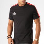 /achat-t-shirts/umbro-tee-shirt-a-bandes-729510-noir-194210.html