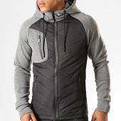 /achat-vestes/zayne-paris-veste-zippee-a-capuche-tx253-noir-gris-chine-194207.html