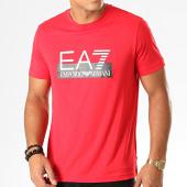 /achat-t-shirts/ea7-tee-shirt-6gpt81-pjm9z-rouge-argente-194305.html