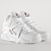 /achat-baskets-basses/fila-baskets-femme-cage-mid-1010292-white-194378.html