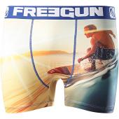 /achat-boxers/freegun-boxer-print-surf-jaune-194496.html