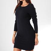 /achat-robes/only-robe-pull-femme-brenda-bleu-fonce-194461.html