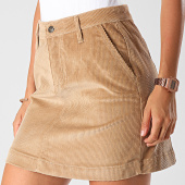 /achat-jupes/only-jupe-femme-velours-amazing-beige-194463.html