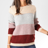 /achat-pulls/only-pull-femme-new-malone-beige-gris-rose-bordeaux-194486.html