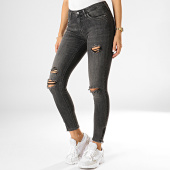 /achat-jeans/only-jean-skinny-femme-destroy-kendell-gris-anthracite-194502.html